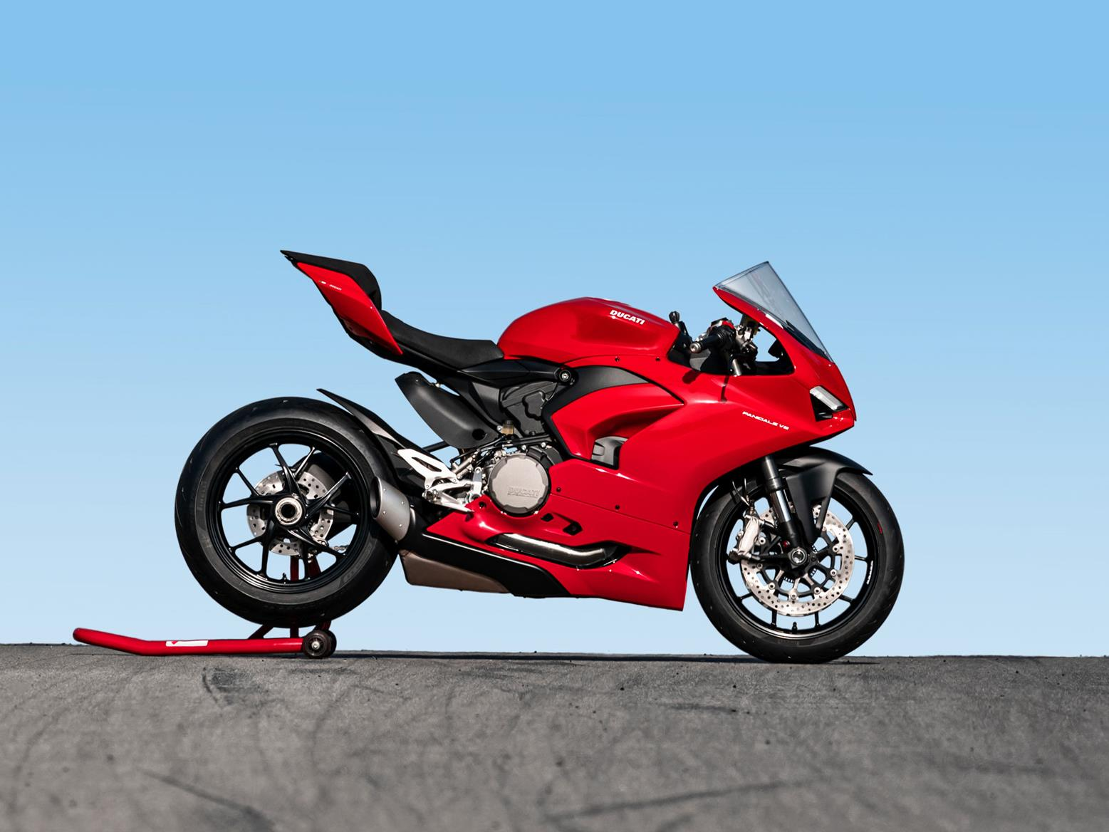 Revealed! It's the 2020 Ducati Panigale V2
