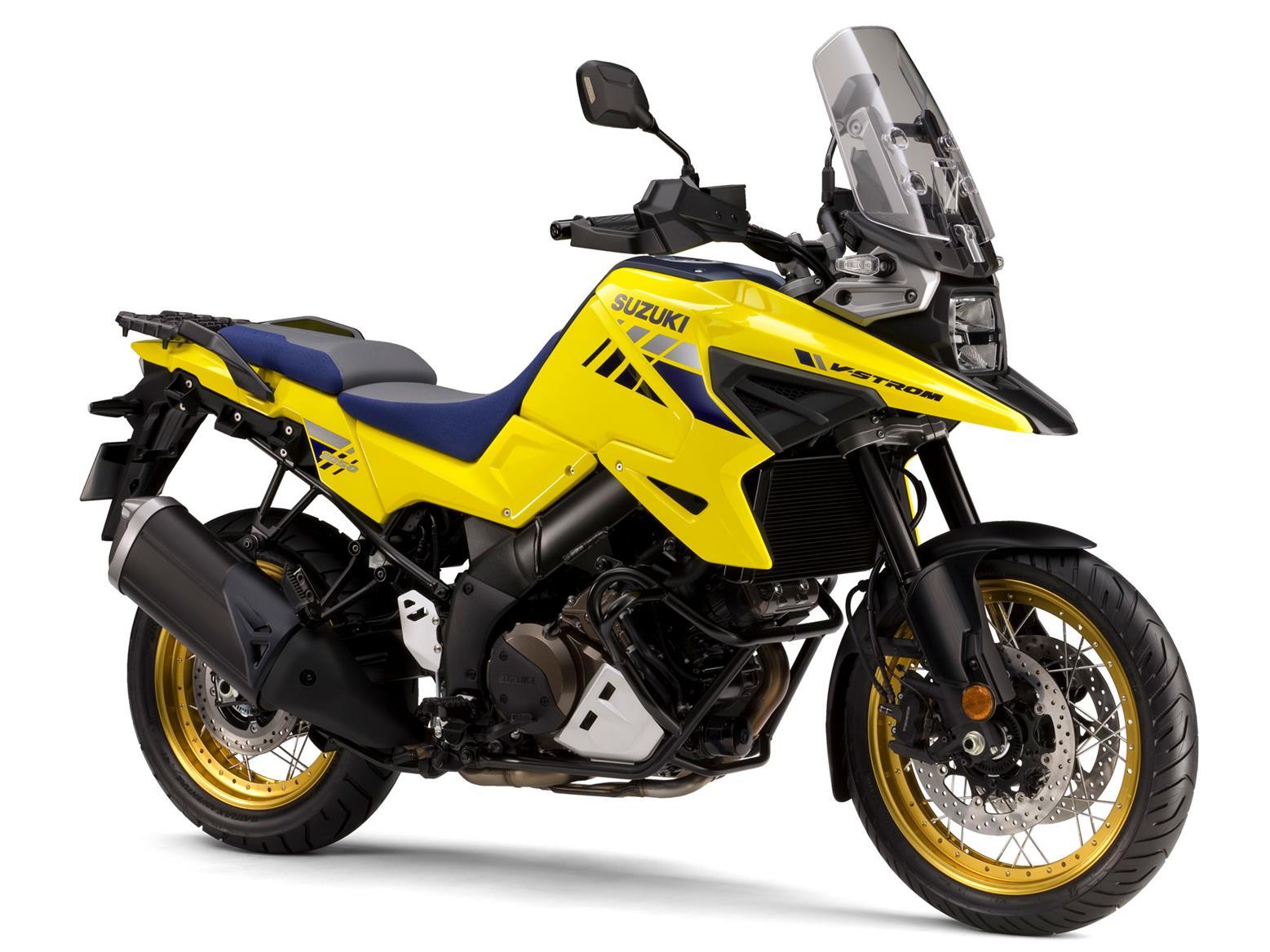 Suzuki V-Strom 1050 XT Pro, nuovo allestimento per chi ama