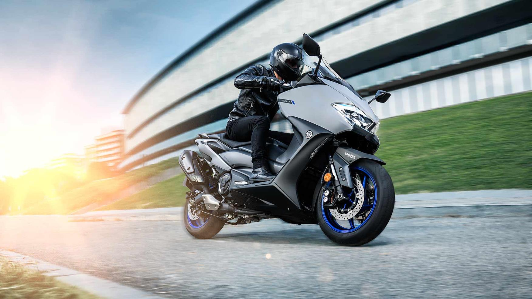 Yamaha reveal sportiest-ever TMAX models for 2020