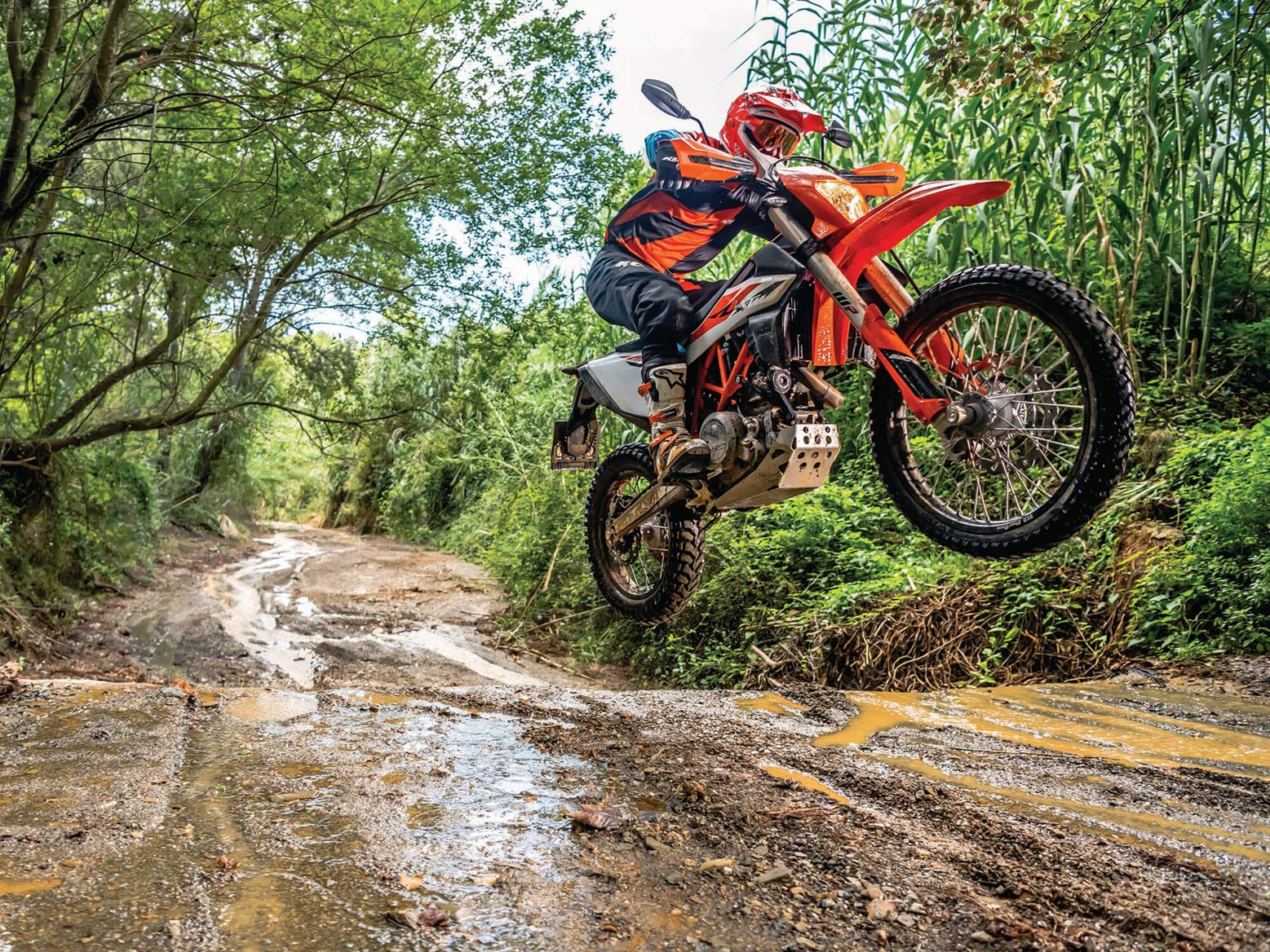 Get down and dirty today with MCN's best off-road bikes