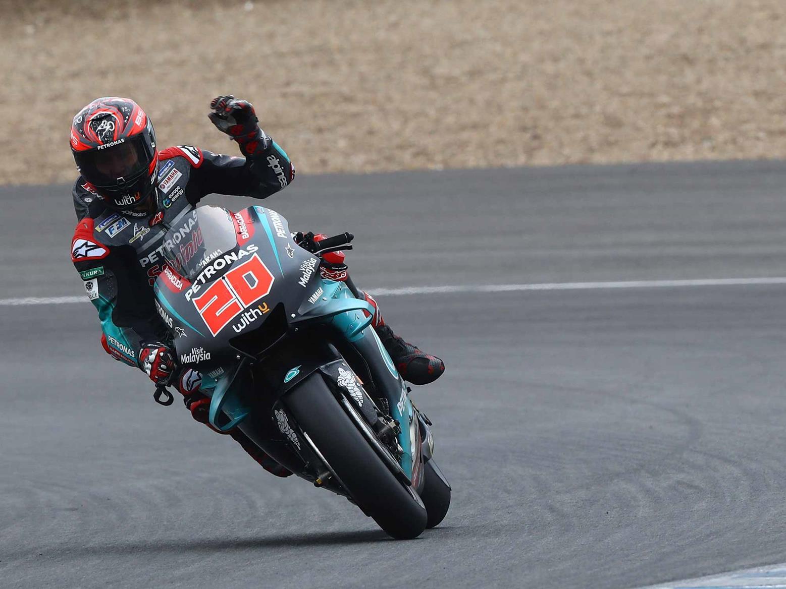 Fabio Quartararo to replace Valentino Rossi at Yamaha in 2021