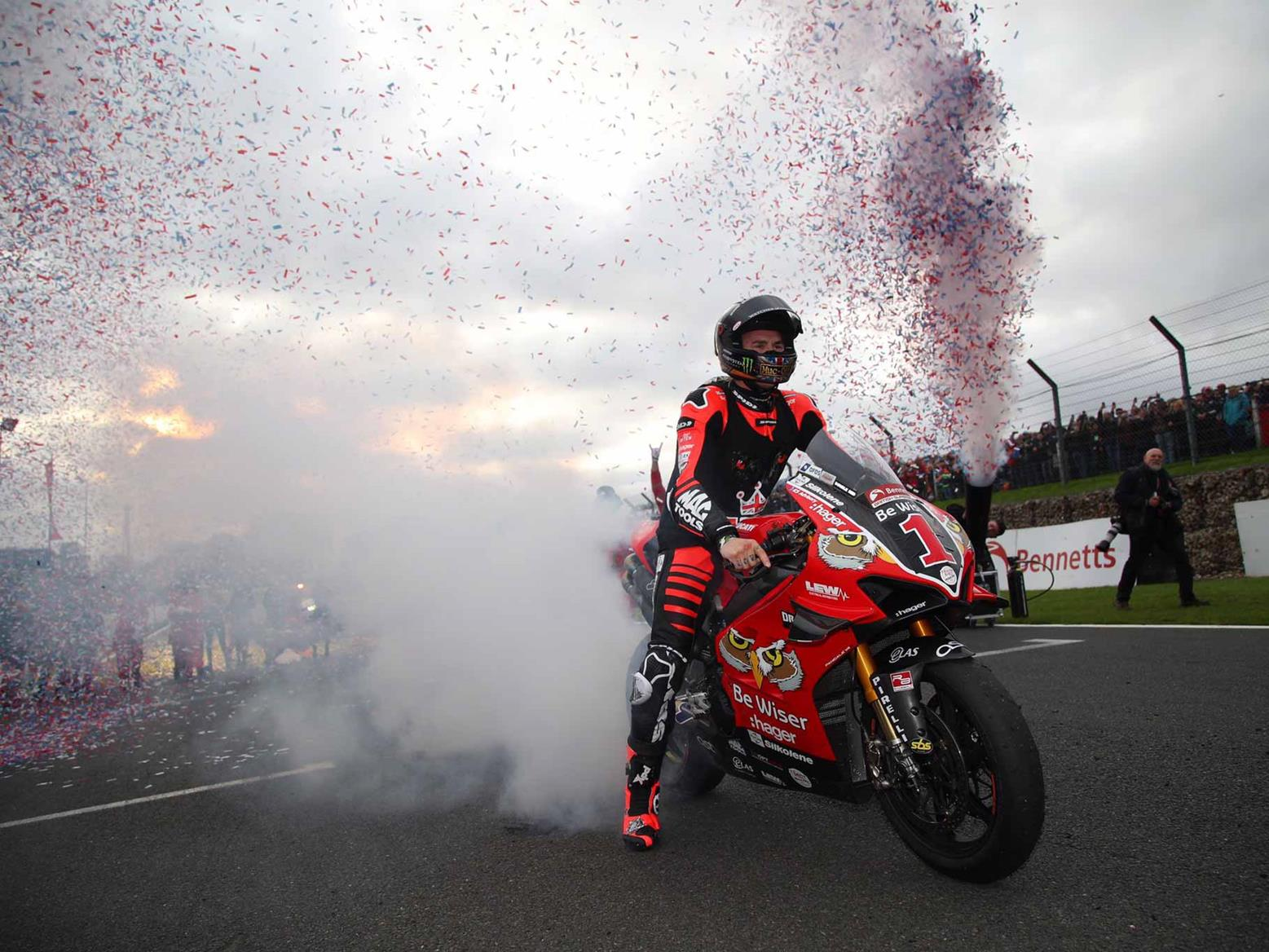 Is Scott Redding your MCN Rider of the Year 2019?