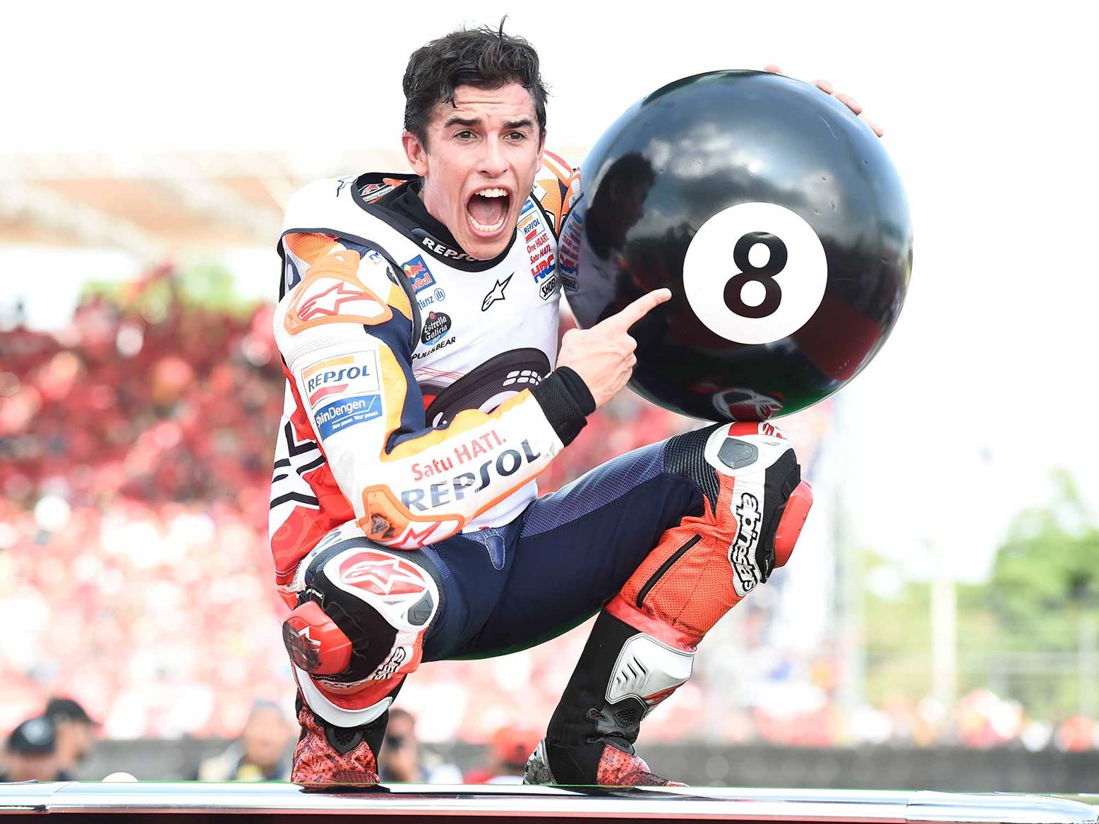 Is Marc Marquez your MCN Rider of the Year 2019?
