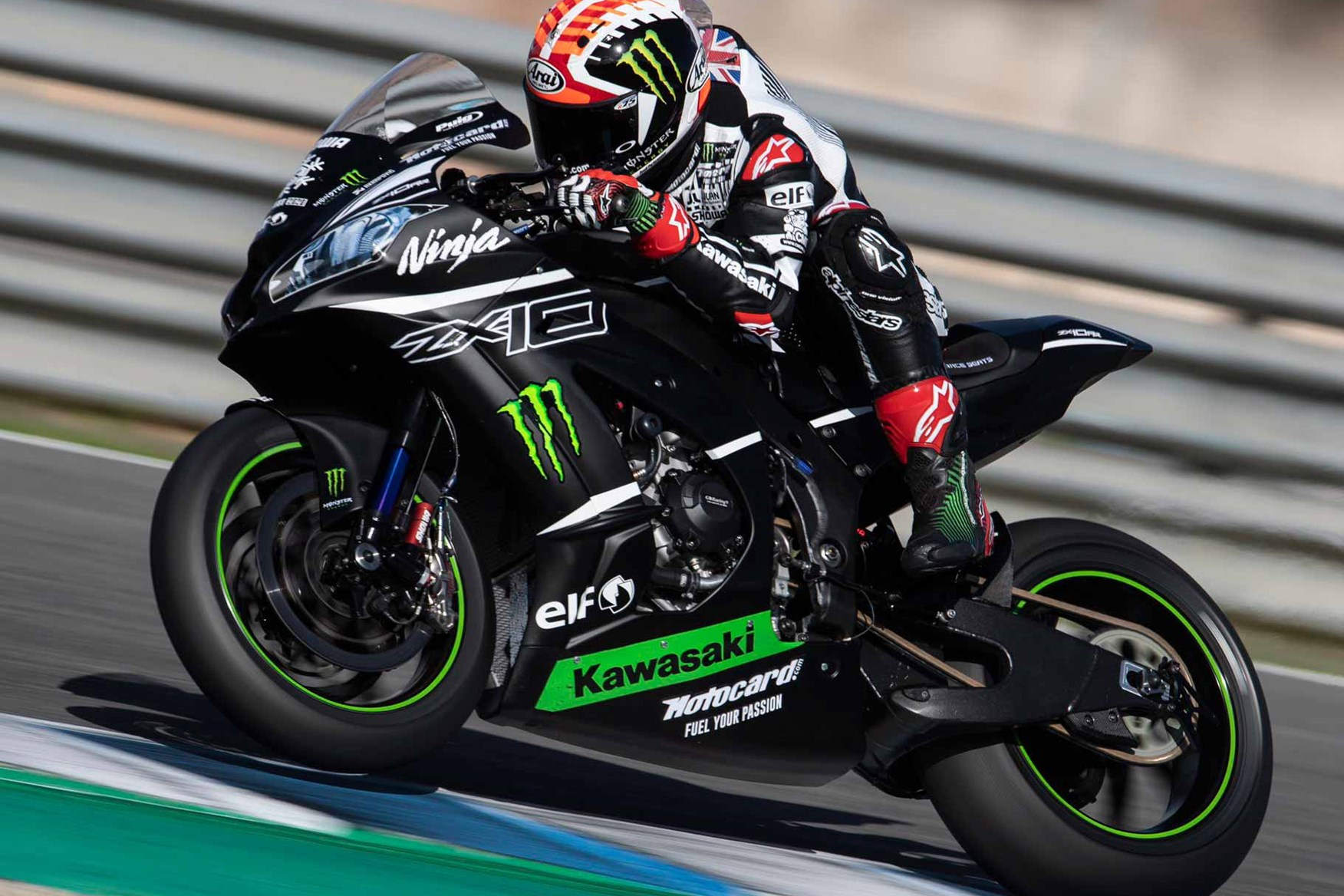 WSB: Pre-season testing resumes with two-day visit to Jerez