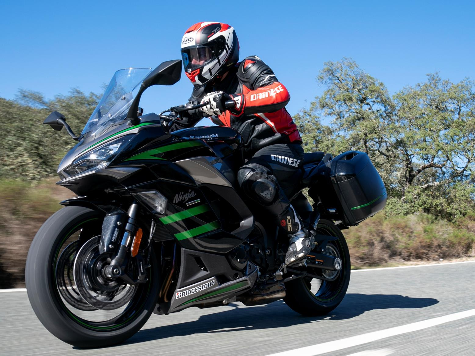 KAWASAKI NINJA 1000SX (2020-on) Review