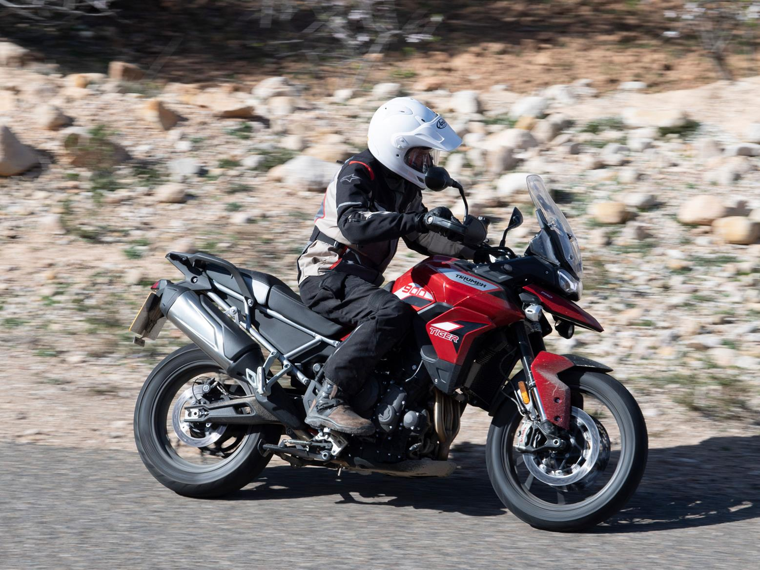 TRIUMPH TIGER 900 GT PRO (2020-on) Review