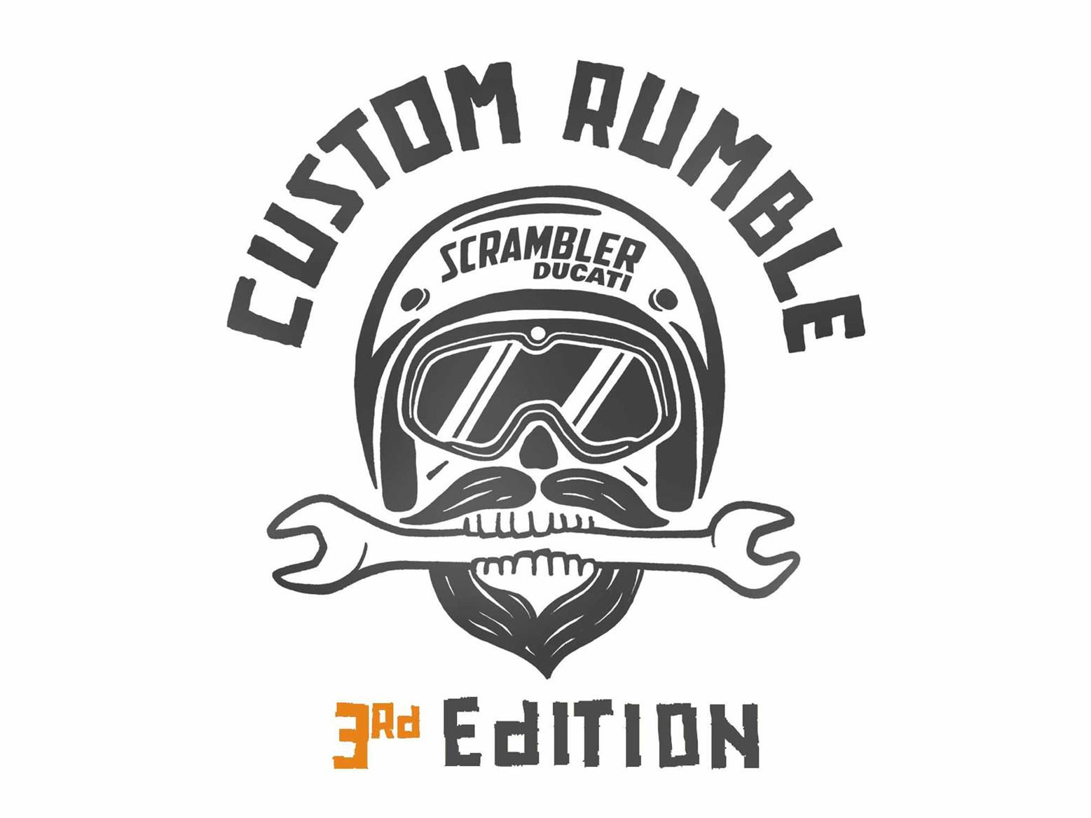 Voting open for Ducati Scrambler-based Custom Rumble competition