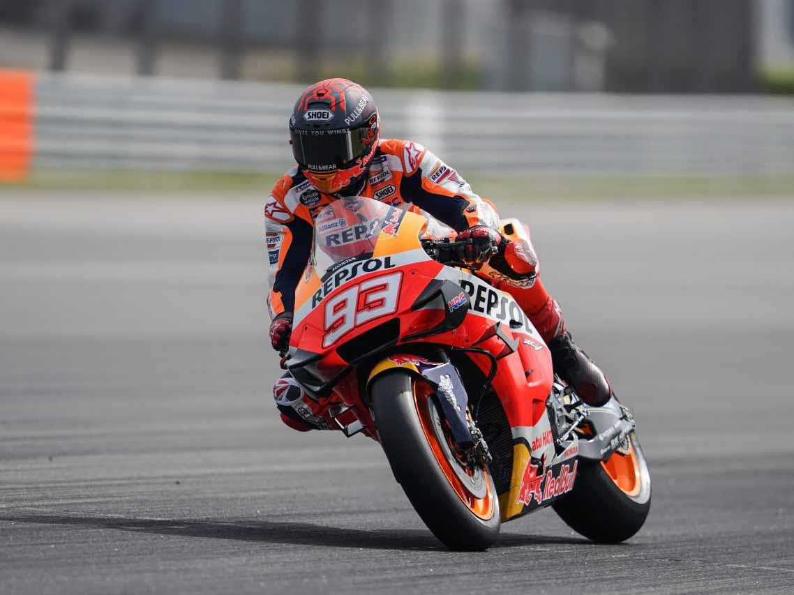 Marc Marquez signs new four-year deal with Repsol Honda