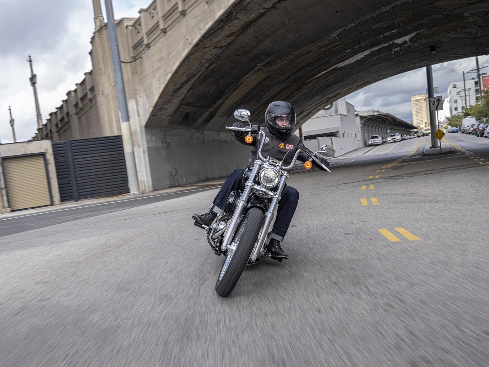 Harley-Davidson Softail Standard offers clean slate for customisers