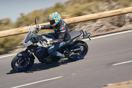 Riding the 2020 Yamaha Tracer 700