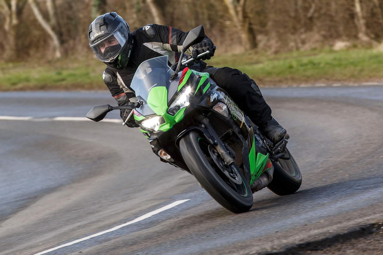 Kawasaki Ninja 650 2020 On Review Mcn