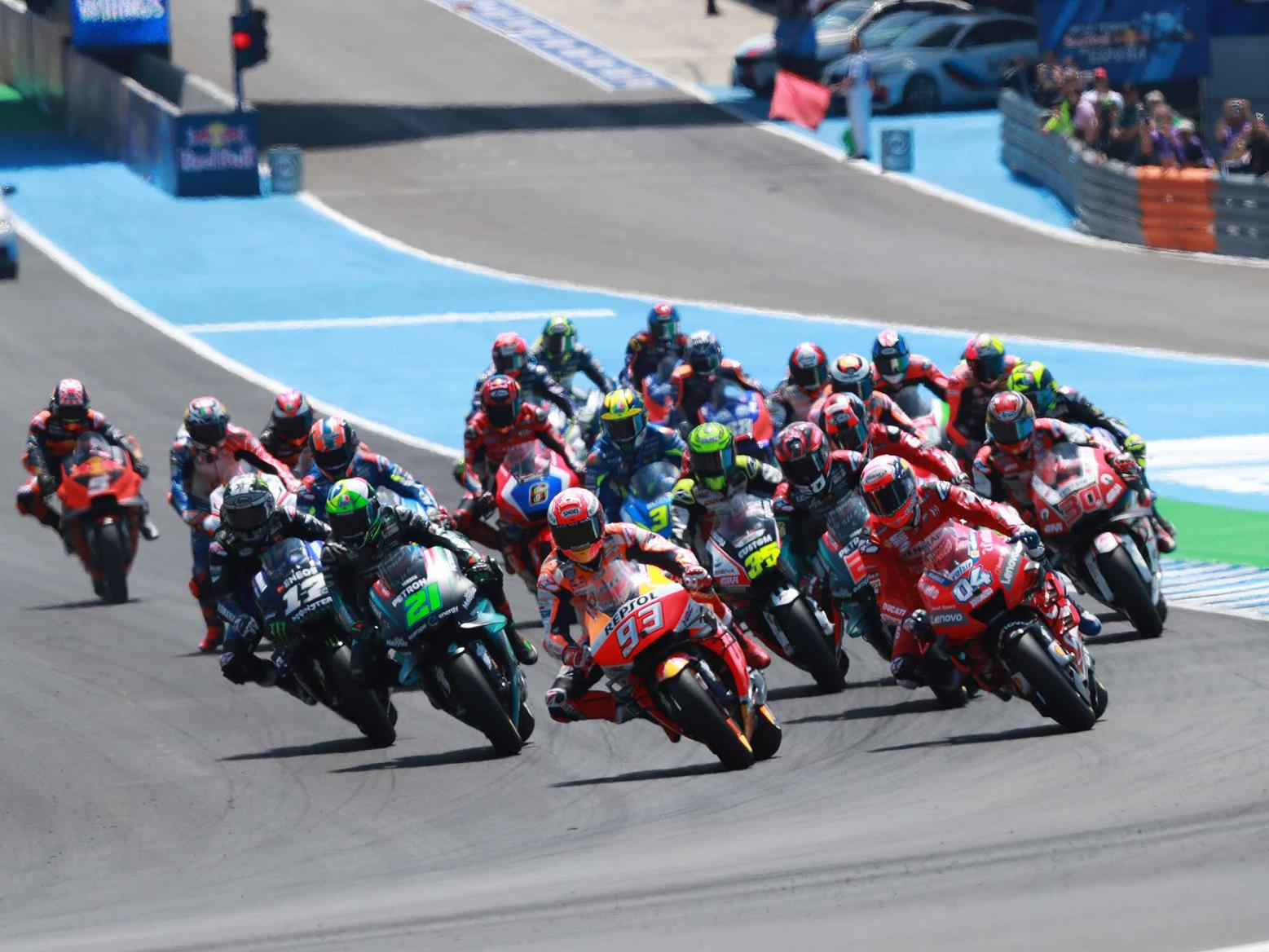 Dorna Sports CEO Carmelo Ezpeleta releases statement on coronavirus situation