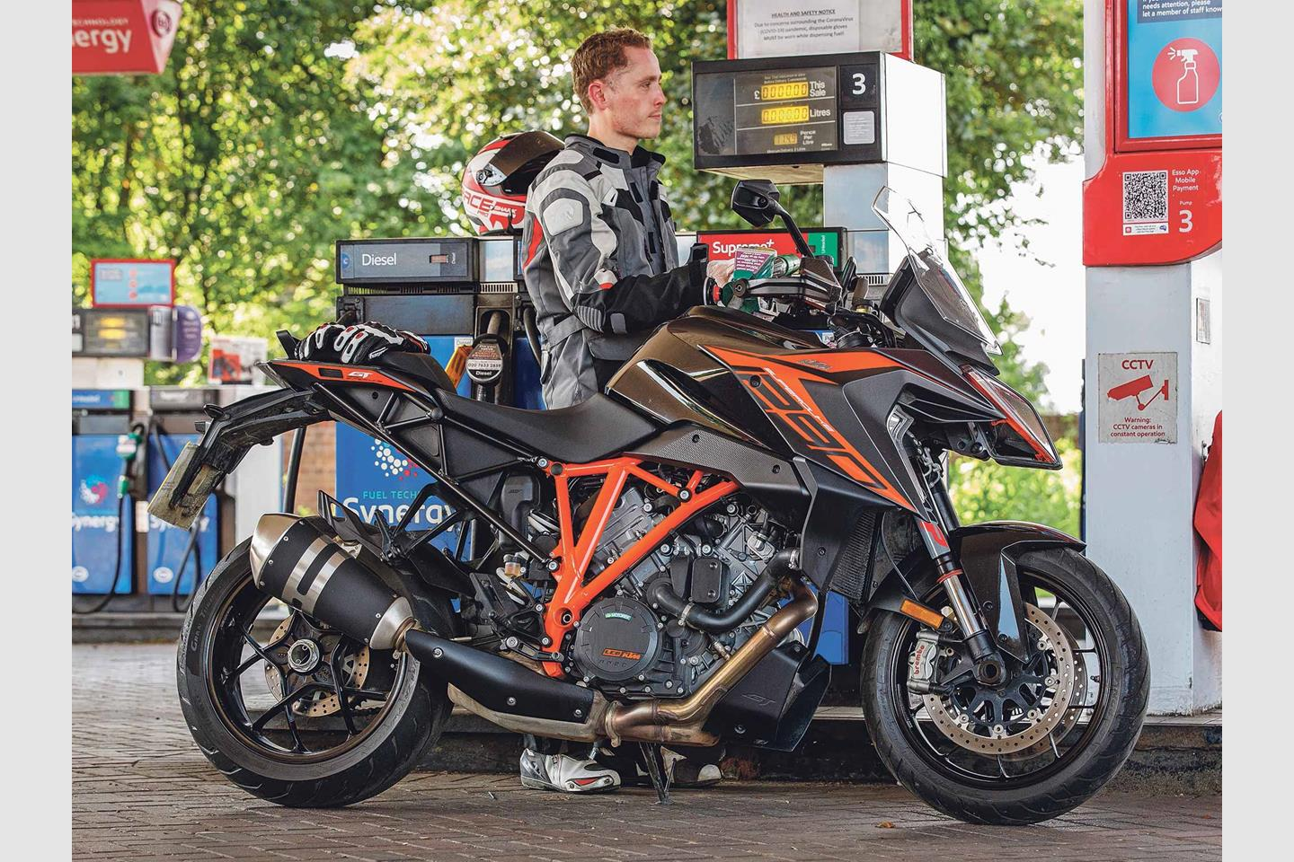 KTM 1290 Super Duke R//GT Brake Light Pro Official  Seller