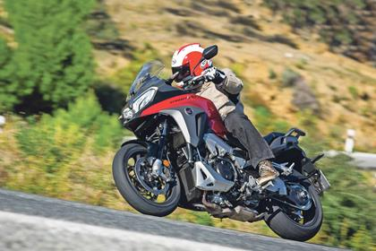 Phil West on the launch of the VFR800X Crossrunner in 2014