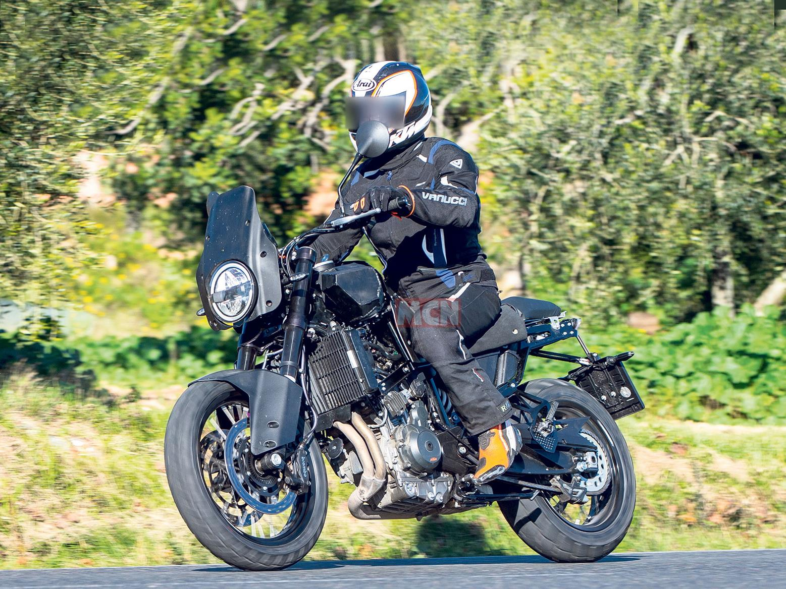 Show me new motorcycles that are not fugly.   Adventure