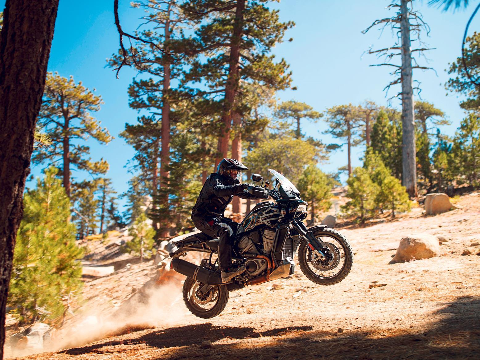 Harley-Davidson Bronx and Pan-America models delayed until 2021