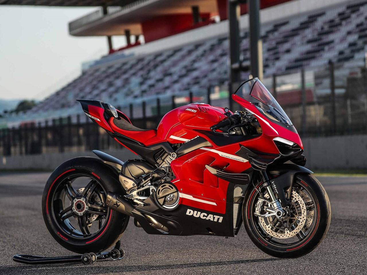 Ducati Superleggera V4 2020 On Review Mcn