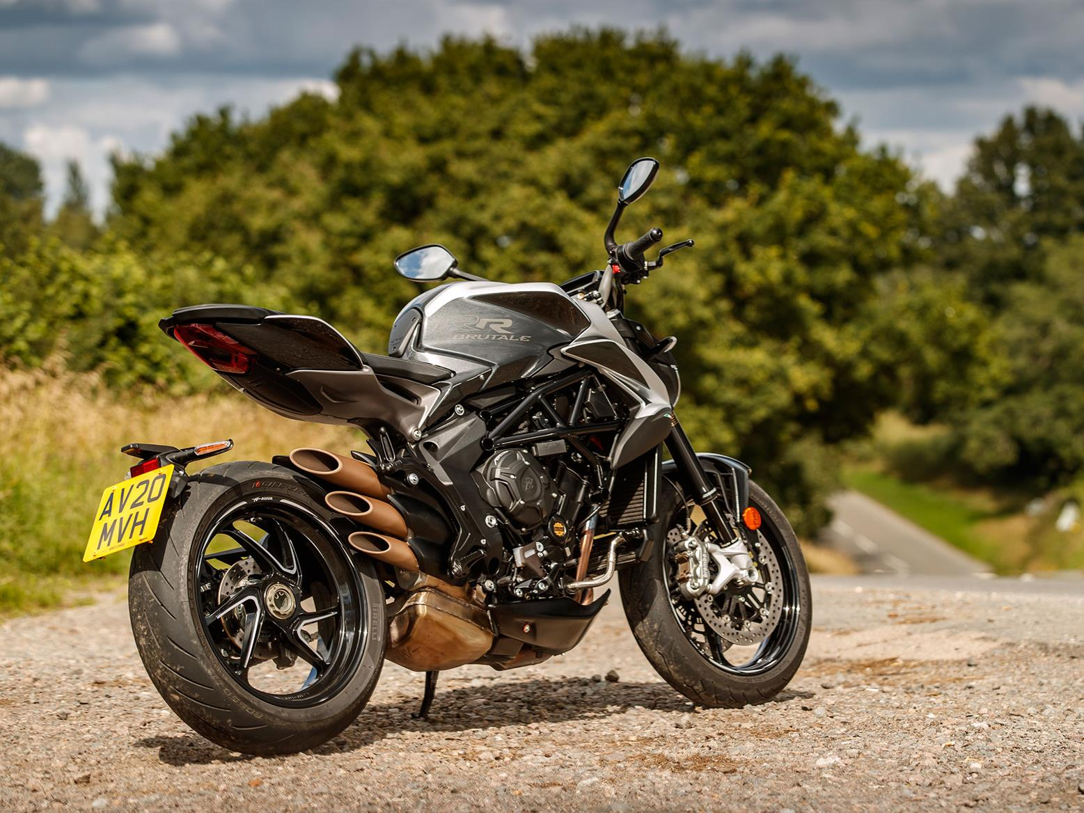Mv Agusta Brutale 800rr 2020 On Review Mcn