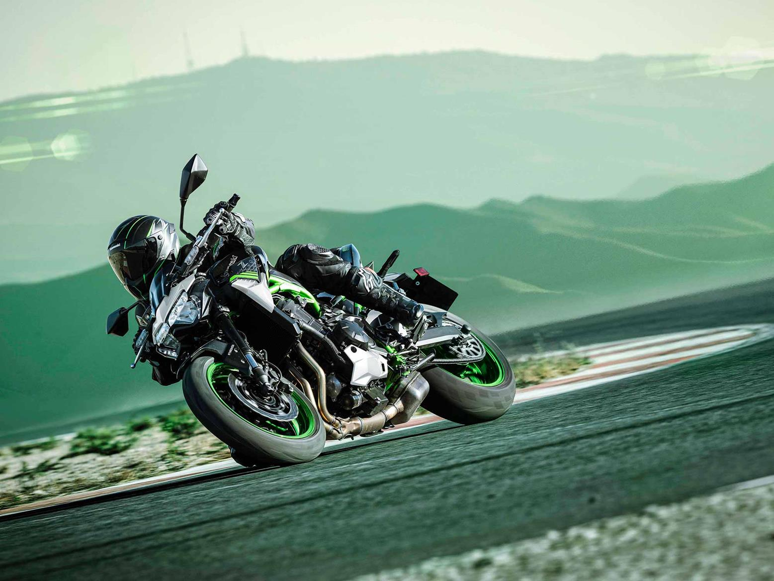 Colour updates announced for 2021 Kawasaki Z900, Vulcan S and Ninja 1000SX