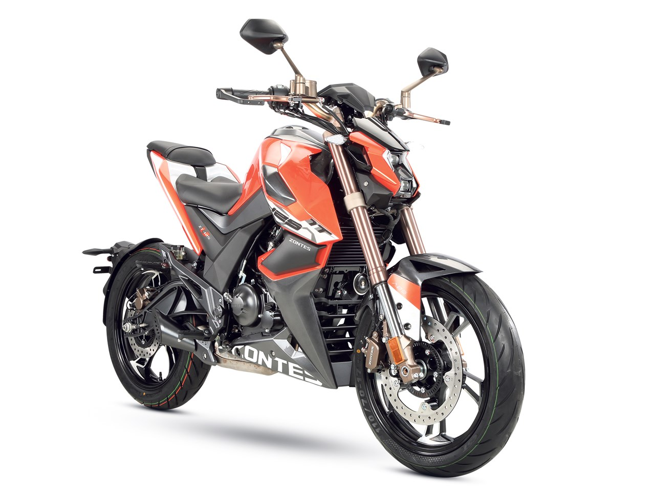 2021 Zontes ZT125 U Brand New 2Yr Warranty, Leaner Legal For Sale | Car And Classic