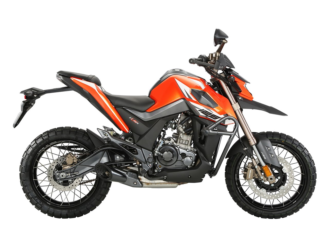 Zontes ZT125-U 125cc - Lowest Rate Finance Around - UK Delivery