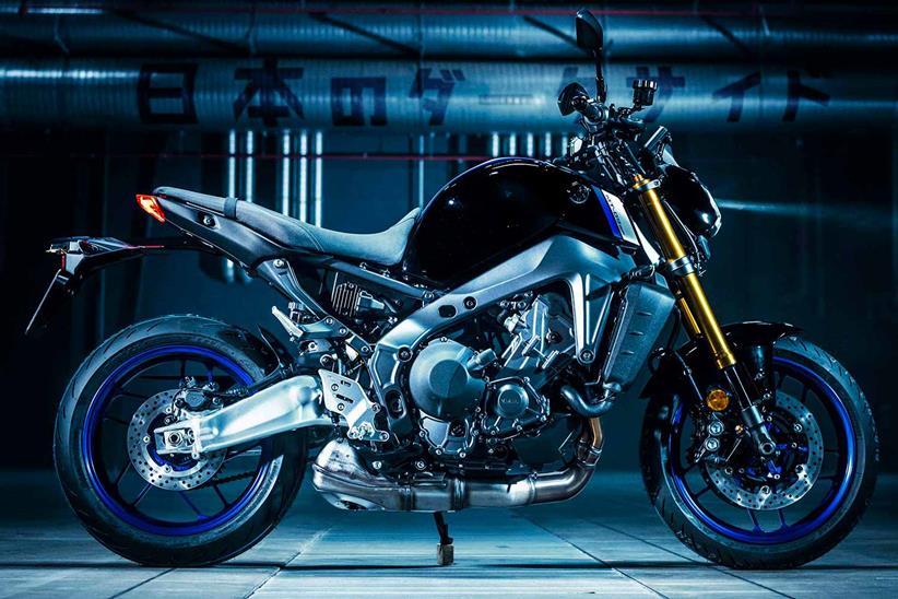 Hình ảnh tĩnh Yamaha MT-09 SP 2021
