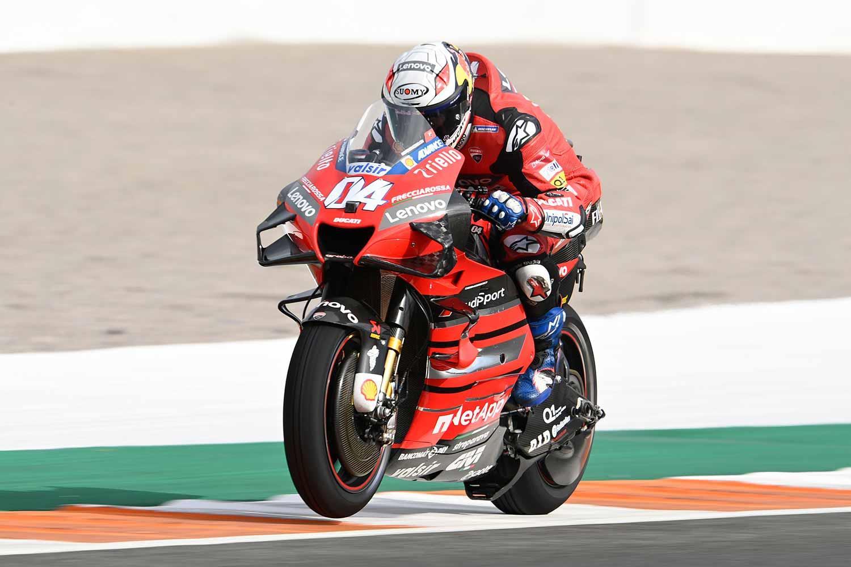 MotoGP: Andrea Dovizioso confirms 2021 sabbatical