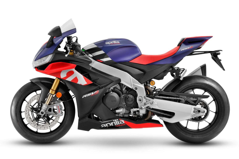 Aprilia gunning for superbike supremacy with 2021 RSV4 range