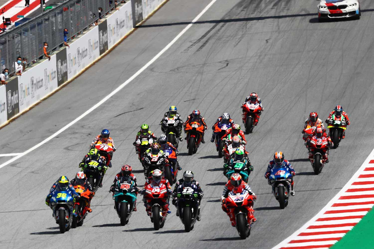 MotoGP: BT Sport to continue as exclusive broadcaster until at least ...