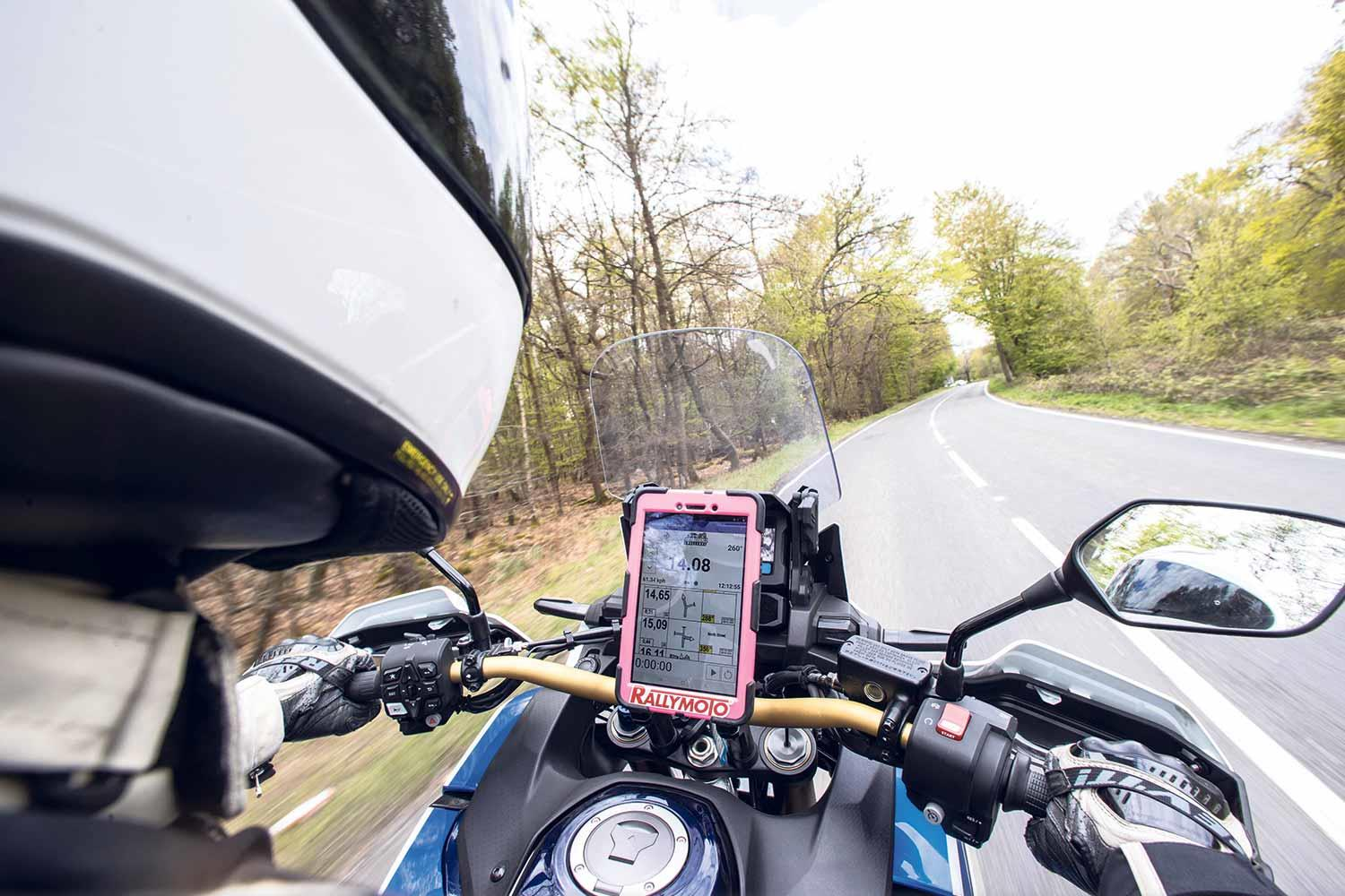 Rallymoto bring their popular navigation events to tarmac-only riders