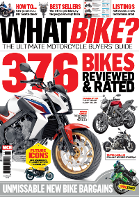 The Autumn issue of What Bike? magazine