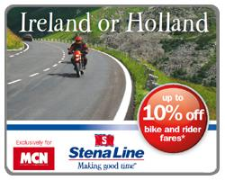 Stenaline ferry deals