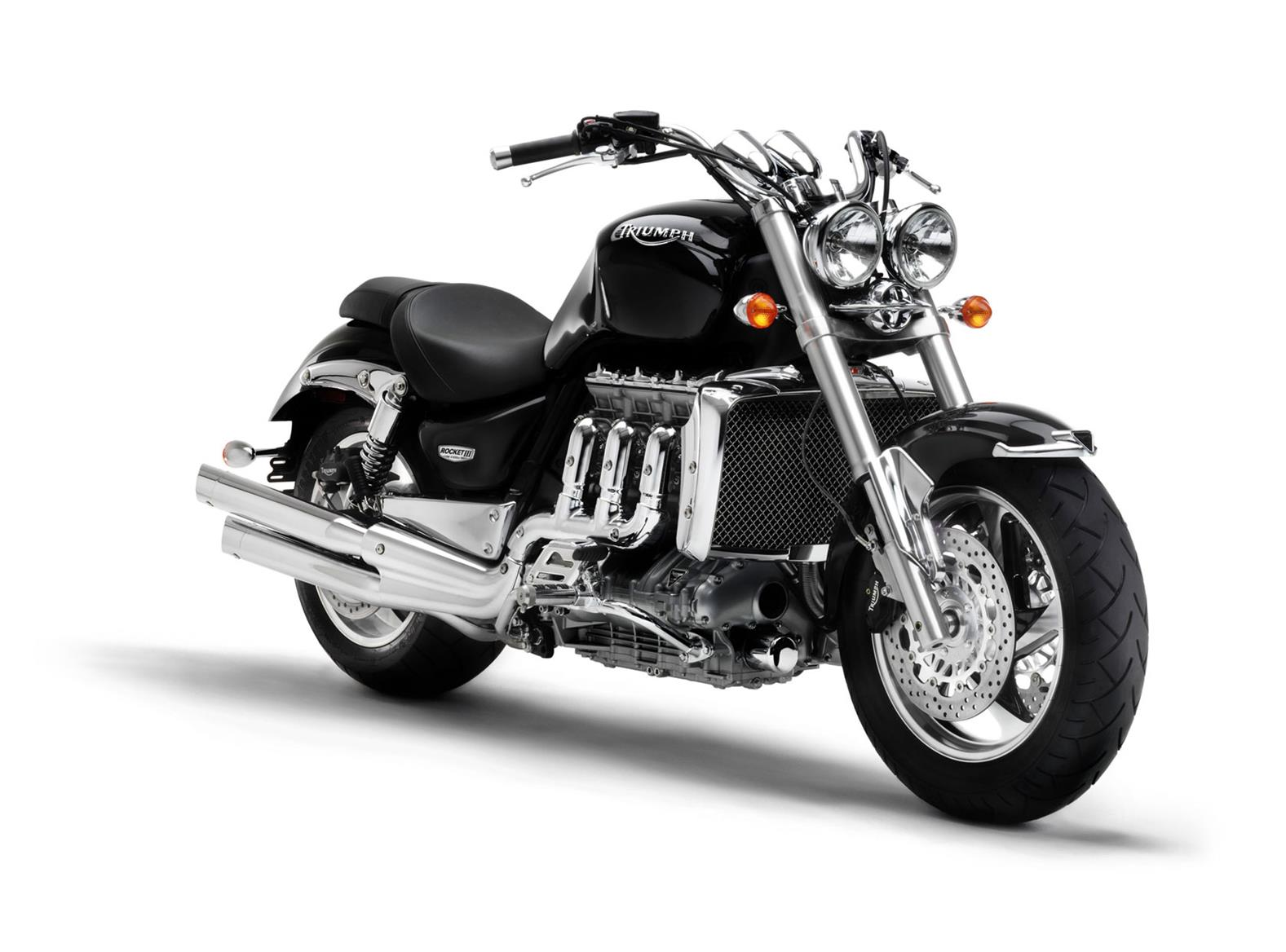 triumph rocket iii 2005 on review mcn. Black Bedroom Furniture Sets. Home Design Ideas