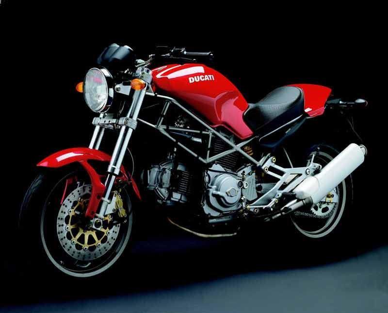 Ducati Monster 900 2001 год идеи изображения мотоцикла