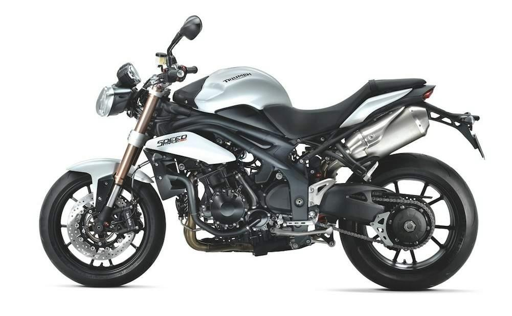 triumph speed triple 1050 2011 on review mcn. Black Bedroom Furniture Sets. Home Design Ideas