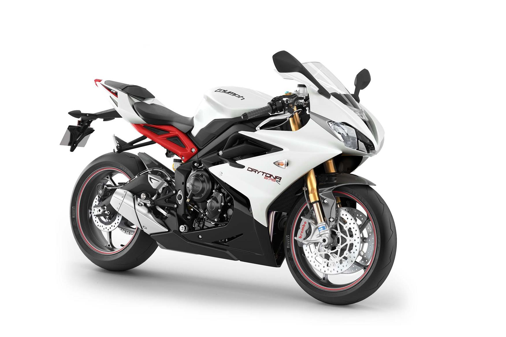 triumph daytona 675 r 2013 on review mcn