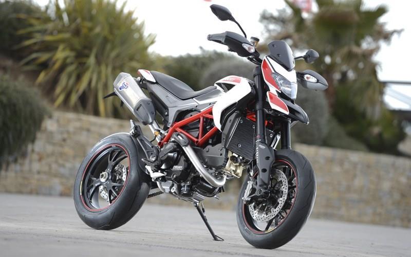 Ducati Hypermotard  Seat Height