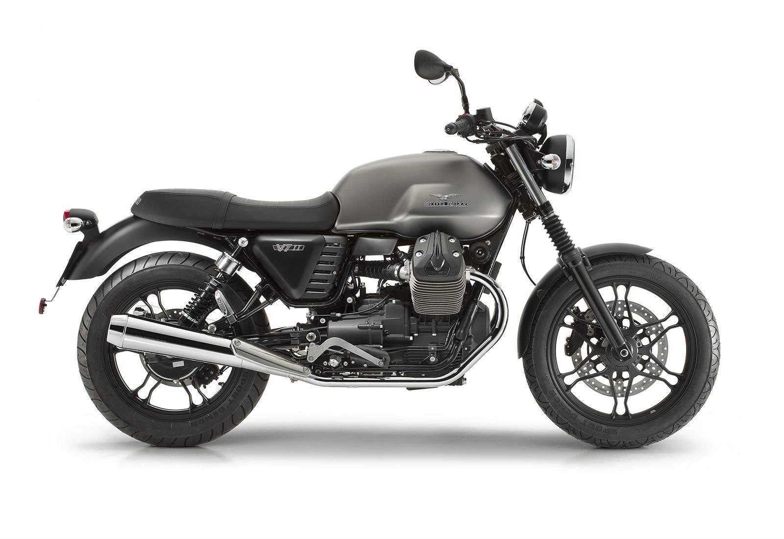 Moto Guzzi V7 Stone 2014 On Review Mcn