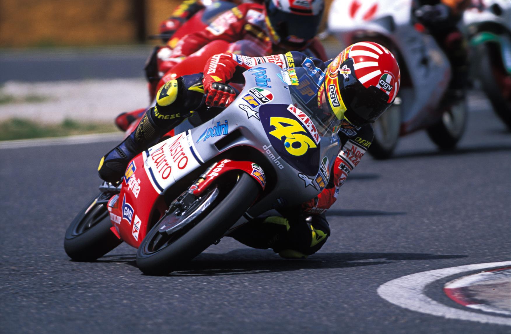 Rossi's London Show Bikes: 1997 APRILIA RS125R | MCN