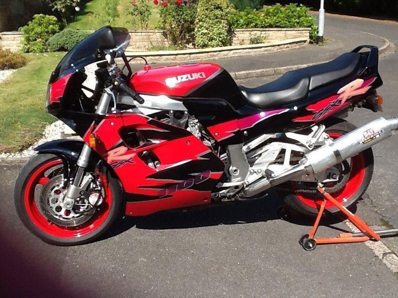 Ninja katana motorcycle