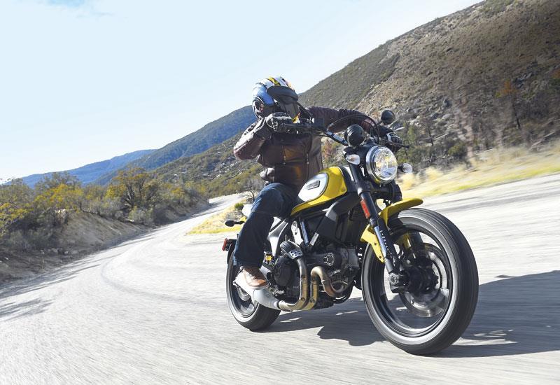 Ducati Scrambler Flat Track Pro Handlebar Size