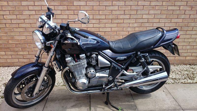 Bike of the Day: Kawasaki Zephyr 1100 | MCN