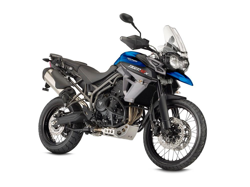 Triumph Tiger 800 In Dealers Now