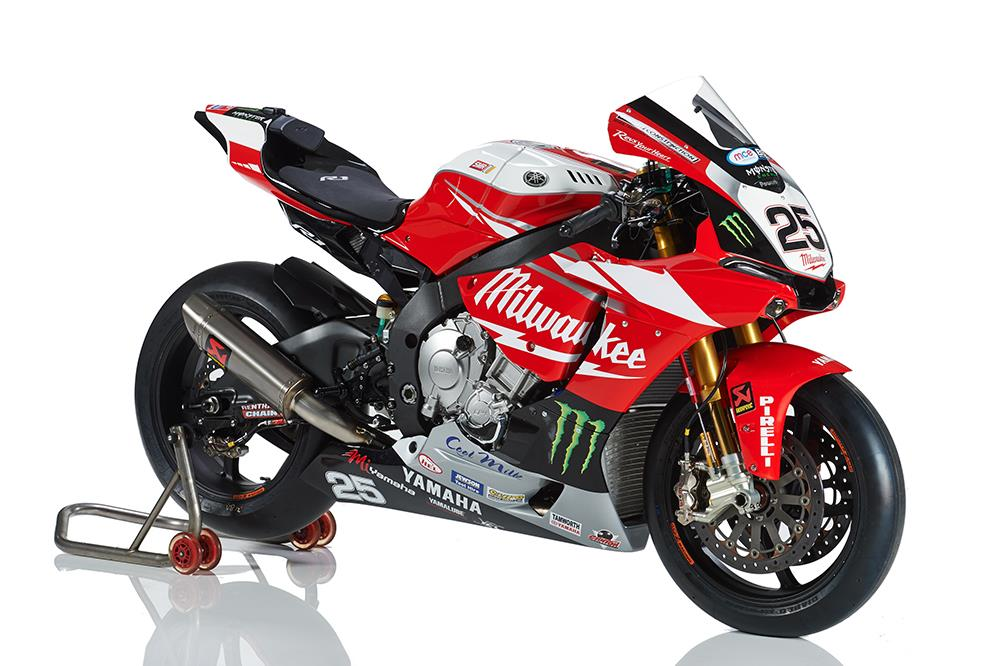 First look: New R1 race bike breaks cover | MCN Race Bike Photos