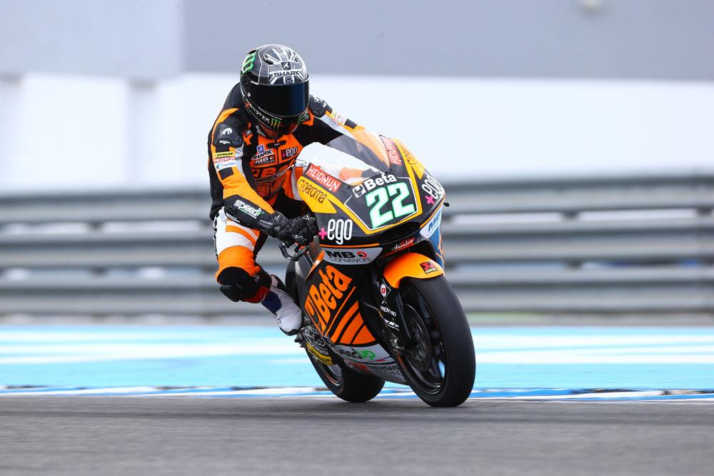 Sam Lowes fastest on day two in Jerez | MCN