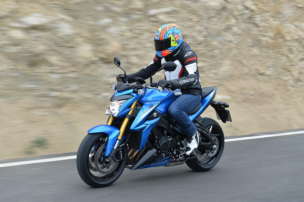 suzuki gsx-s1000 (2015-on) review | mcn