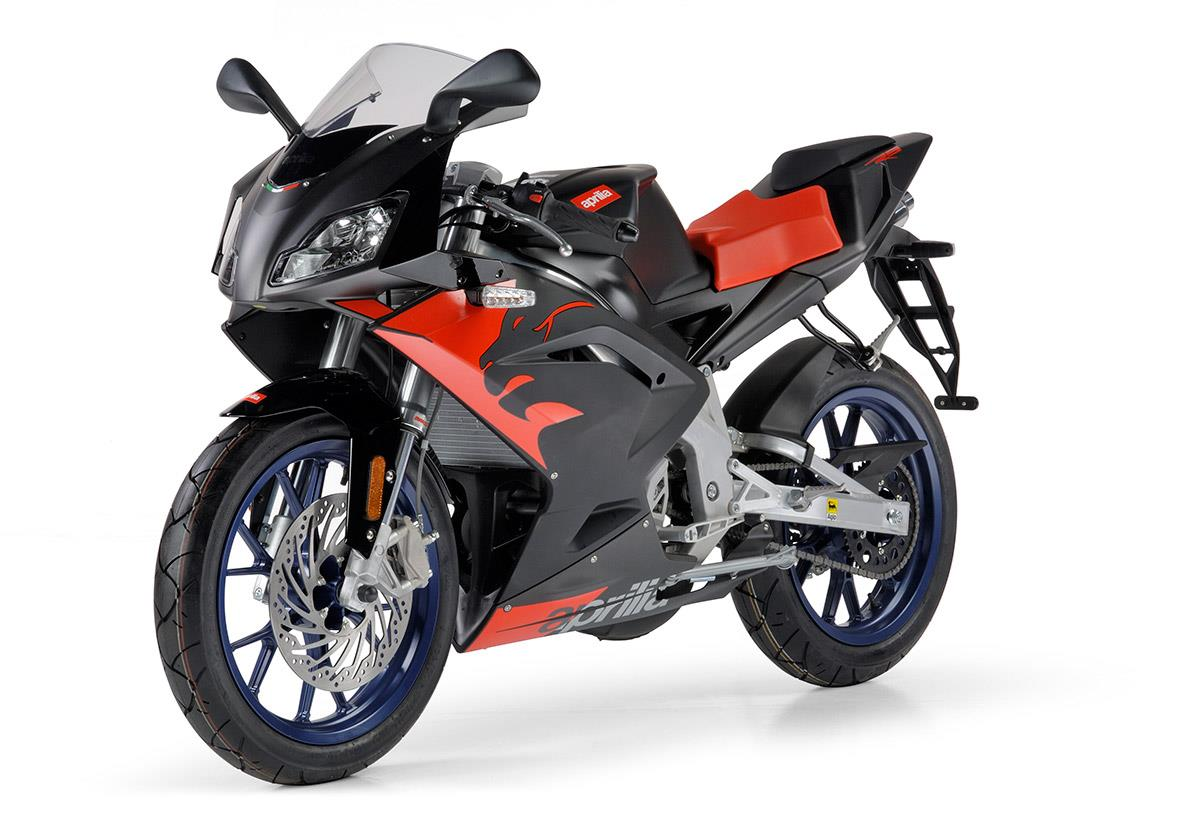 aprilia rs50 2006 on review mcn