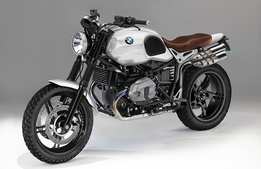 BMW Scrambler is coming | MCN