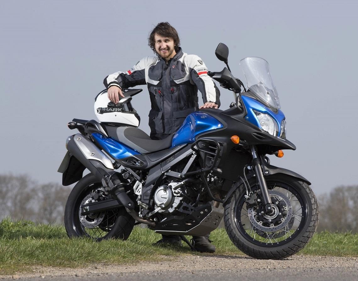 long term test what i love about the new suzuki v strom 650 xt mcn. Black Bedroom Furniture Sets. Home Design Ideas