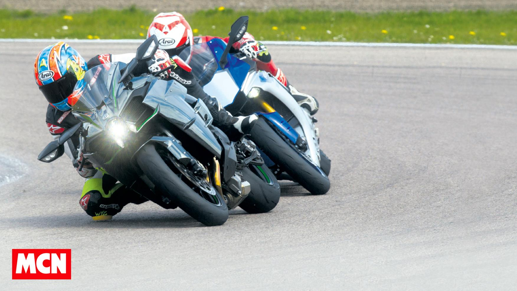 VIDEO: Kawasaki H2 2015 ridden at Rockingham by Neevesy | MCN